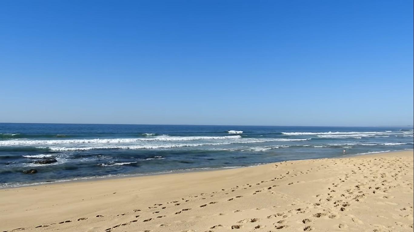 Praia das Amoreiras, Santa Cruz