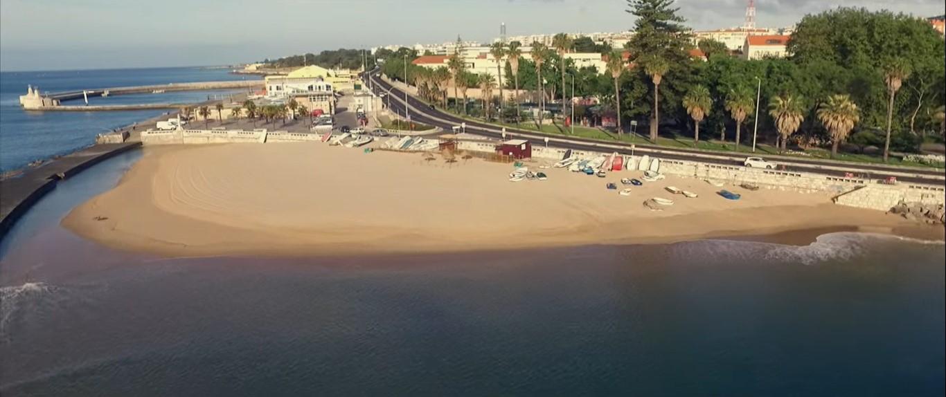 Praia dos Pescadores (Praia Velha), Paço de Arcos